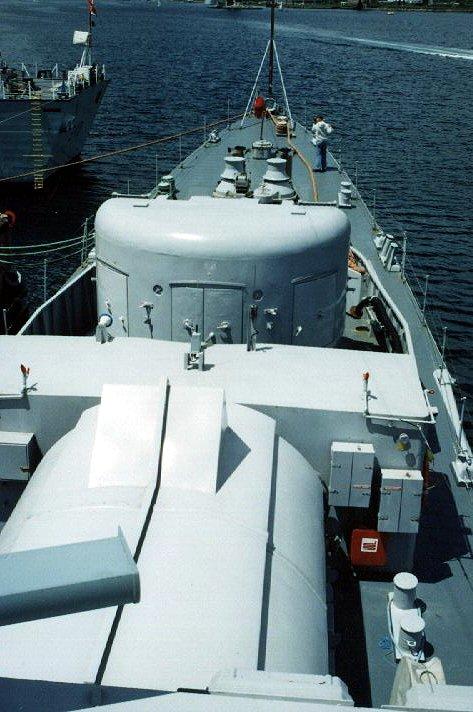 Kongsberg Throttle Control : Oslo class