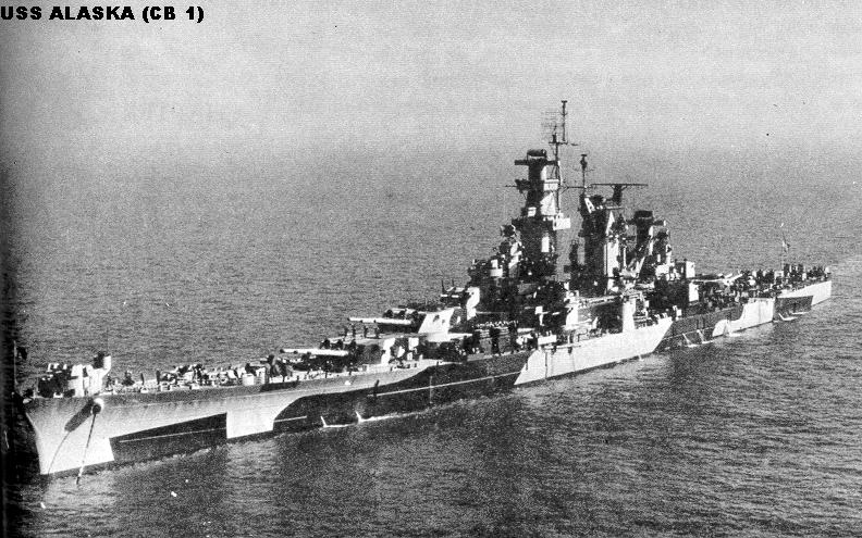 Alaska-class cruiser