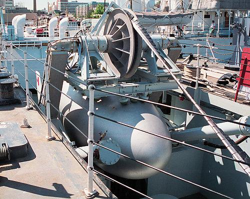 Canadian Navy Sonar Systems