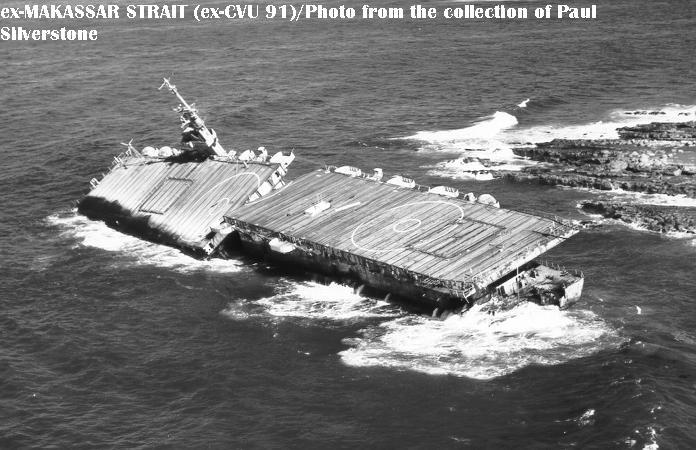 aircraft carrier escort