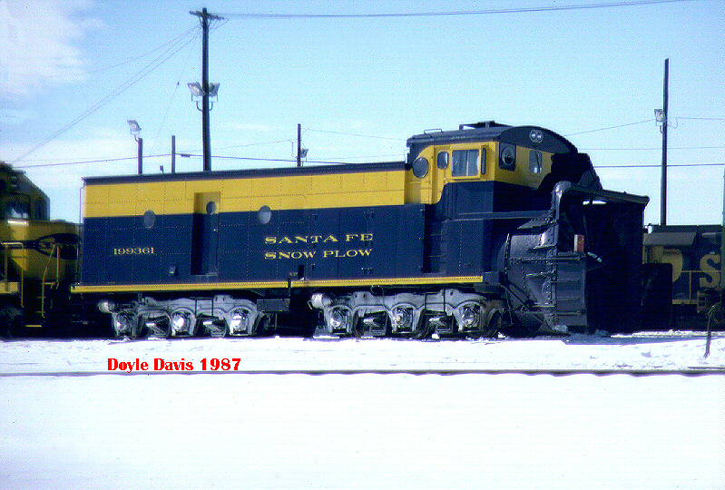 motive power review  snowfighting photo gallery