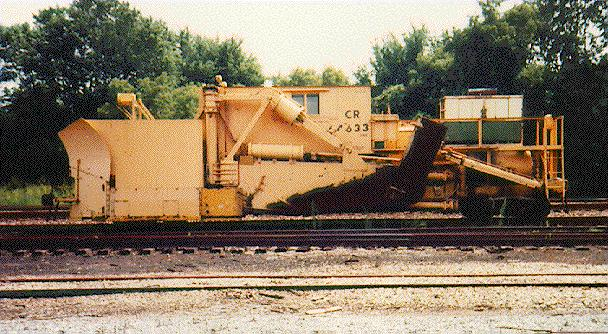 Motive Power Review Snowfighting Photo Gallery Spreaders