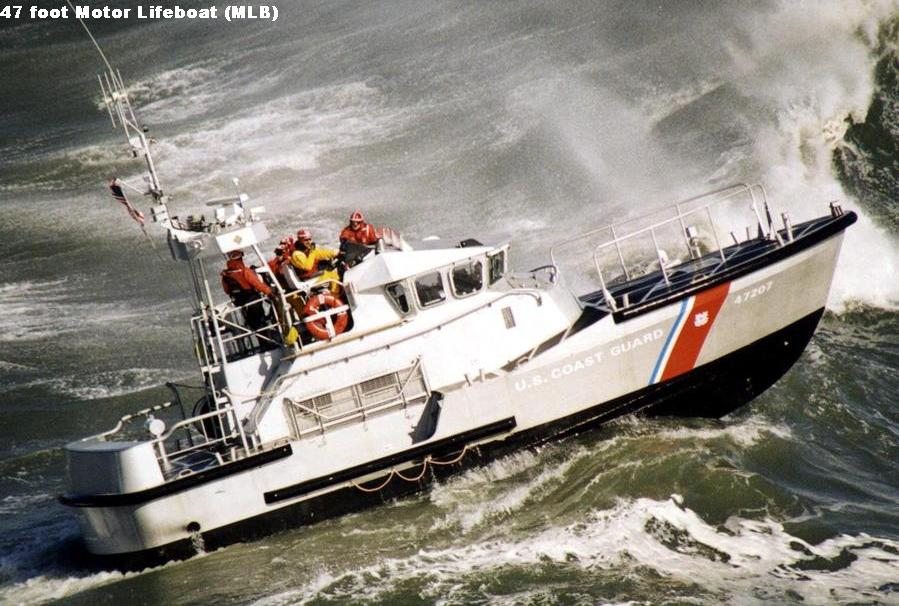 Unsinkable Boats Of Us Coast Guard From W3 Triton World