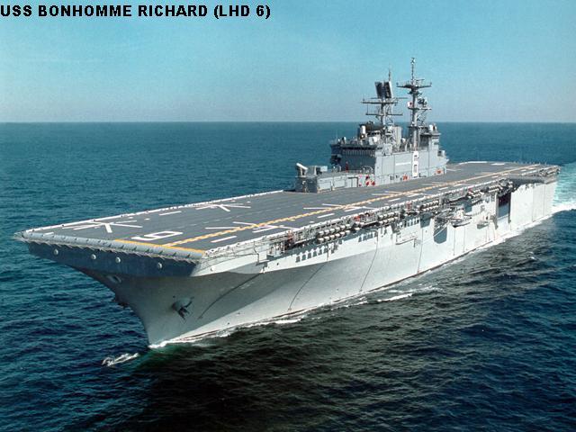 中国两栖攻击舰 威慑力超航母 - 纽约文摘 - 纽约文摘
