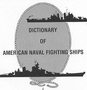 Dictionary of American Naval Fighting Ships Online