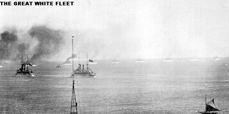 Haze Gray & Underway Photo Feature: The Great White Fleet