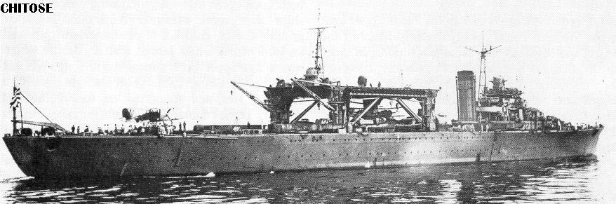 World Aircraft Carriers List Japanese Seaplane Ships