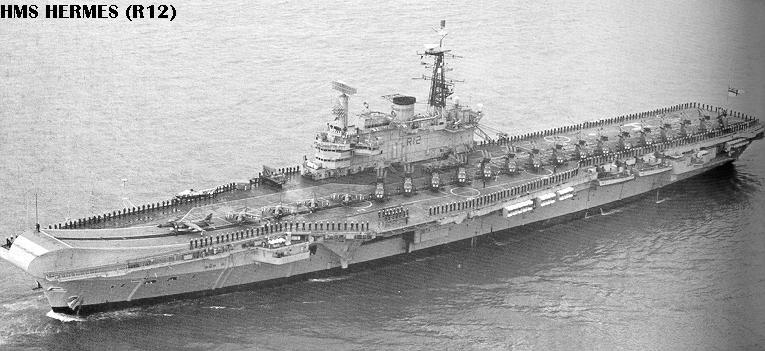 World Aircraft Carriers List: RN Light Fleet Carriers