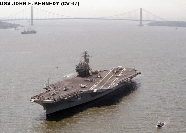 World Aircraft Carriers List: US Supercarriers