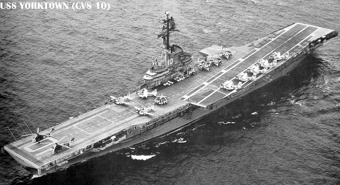 The Uss Midway Was America S Longest Serving Aircraft Carrier Of 20th Century From