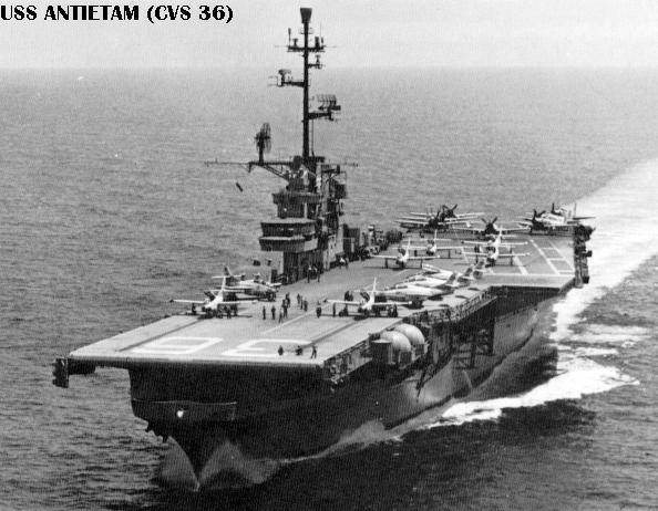 World Aircraft Carriers List: US Fleet Carriers, WWII Era