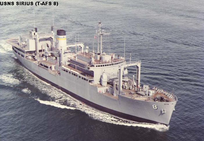 World Navies Today Us Navy Fleet Support Auxiliaries