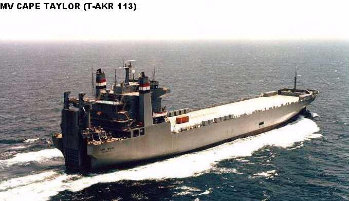 World Navies Today: US Navy Sealift Ships